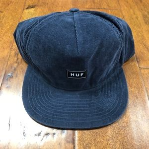 Huff blue SnapBack one size fits all